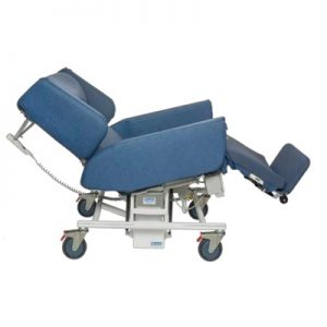 Chair / Bed for Intensive Care Units for carers & patients