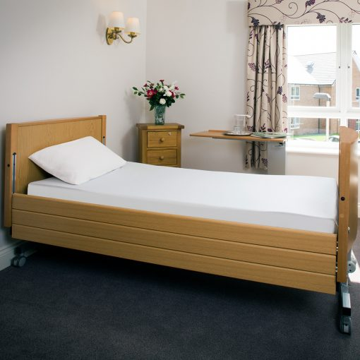smart bed sheet for care homes